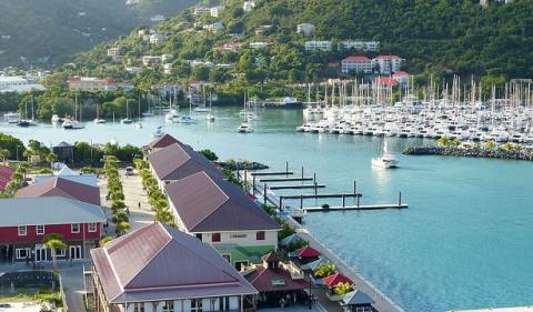 Benefits of British Virgin Island Company Formation with the Bank Account