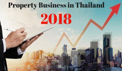 How Will Property Business In Thailand Act In Financial Year 2018?