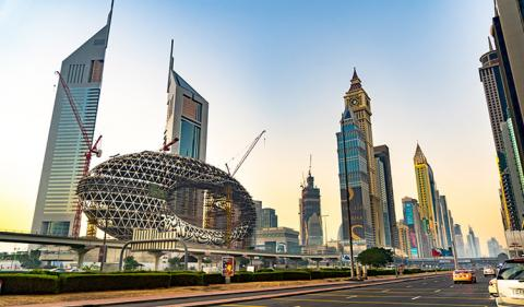 UAE Economy Expected to Skyrocket 4.2 per cent